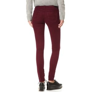 Ag Adriano Goldschmied Pants - AG The Legging Skinny Jeans in Deep Current 24